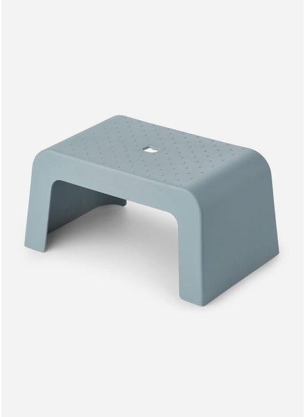 Liewood ulla step stool sea blue