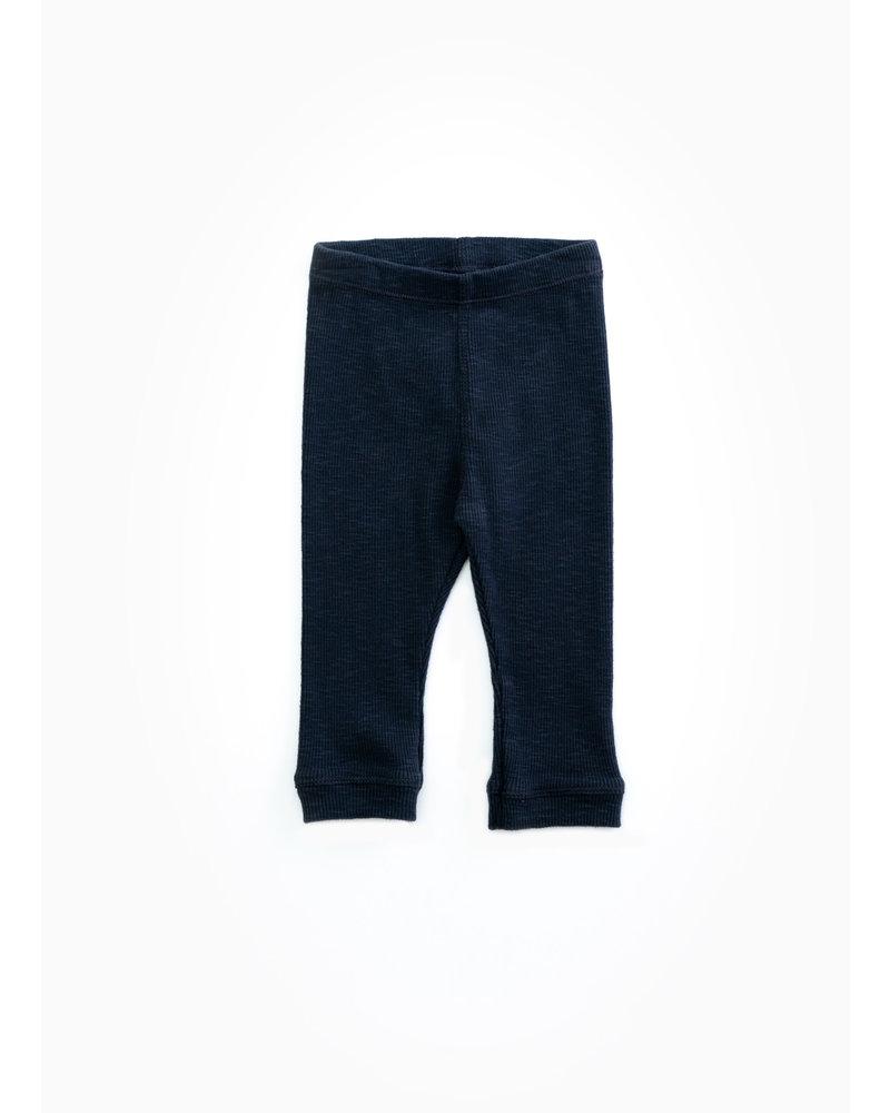 Play Up rib leggings - rasp - P9046 - PA01 - 1AH10906