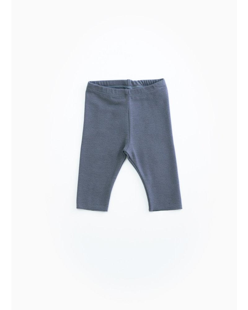 Play Up rib leggings - saw - P9044 - PA02 - 2AH10907