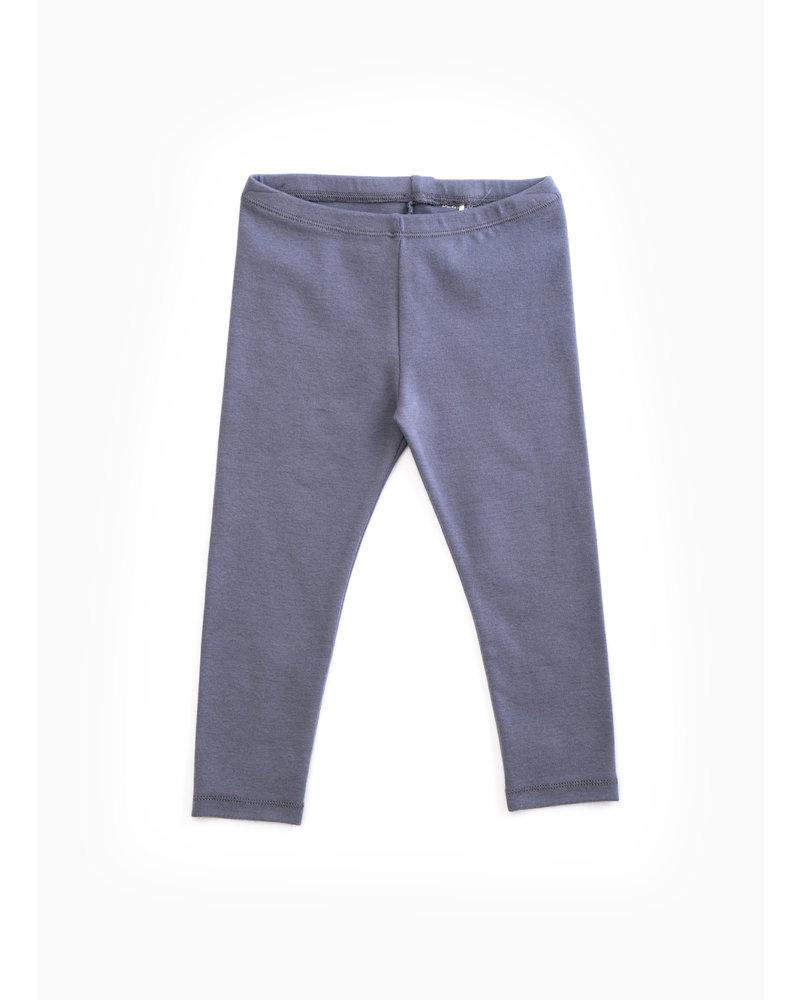 Play Up rib leggings - saw - P9044 - PA04 - 4AH10907