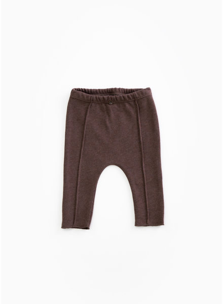 Play Up jersey trousers - walnut - P8062- PA00 - 0AH11600