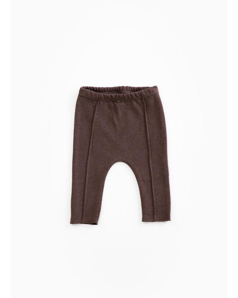 Play Up jersey trousers - walnut - P8062- PA00 - 0AH11600