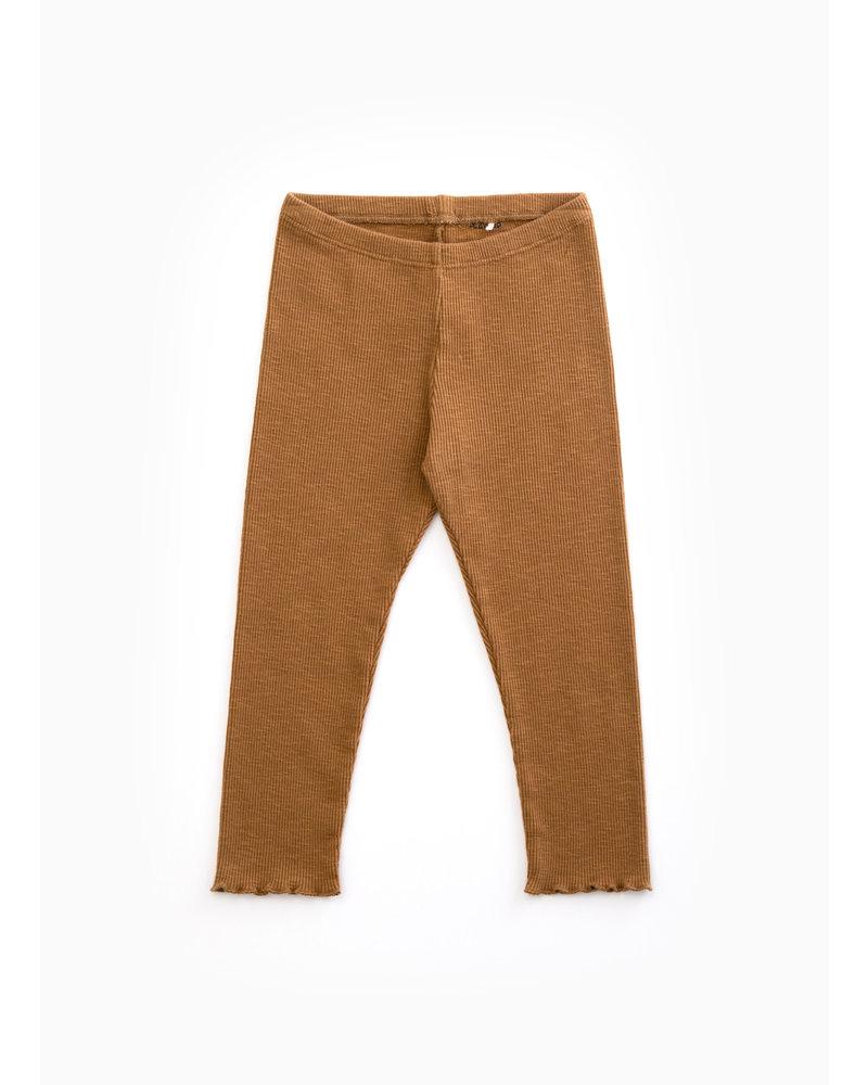 Play Up rib leggings - rival - P1075 - PA04 - 4AH11650