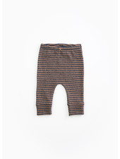 Play Up striped jersey leggings - cherry tree - R247Y - PA01 - 1AH11652