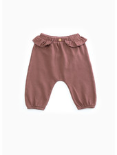 Play Up fleece trousers - purplewood - P4112 - PA02 - 2AH10906
