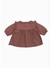 Play Up mixed tunic - purplewood - P4112 - PA02 - 2AH10904