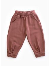 Play Up fleece trousers - purplewood - P4112 - PA04 - 4AH10906