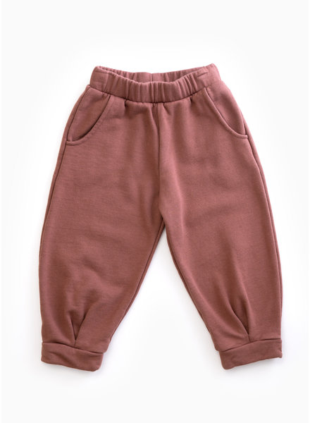 Play Up fleece trousers - purplewood - P4112 - PA04 - 4AH10906