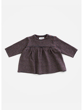 Play Up striped jersey sweater - purplewood - R246B - PA02 - 2AH11352