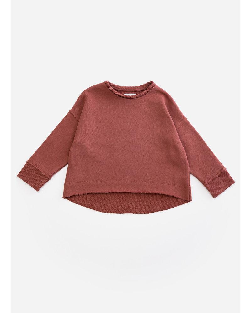 Play Up fleece sweater - takula - P4113 - PA04 - 4AH11350