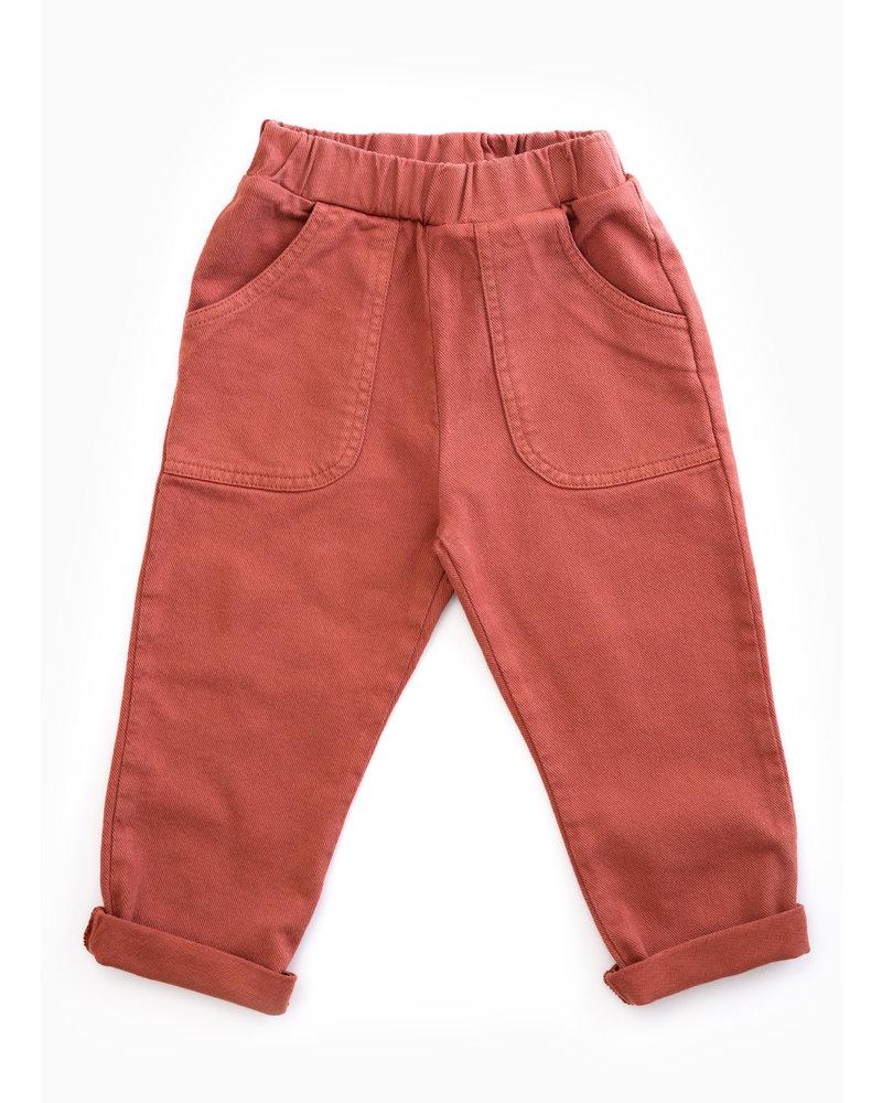 Play Up twill trousers - takula - P4113 - PA03 - 3AH11606