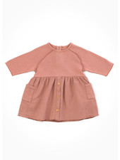 Play Up mixed dress - jotoba - P4111 - PA02 - 2AH10905