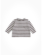 Play Up striped rib tshirt - ricardo - R243G - PA00 - 0AH11002