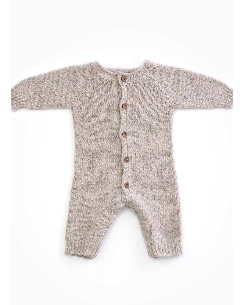 Play Up knitted jumpsuit - ricardo - P0056 - PA00- 0AH11505