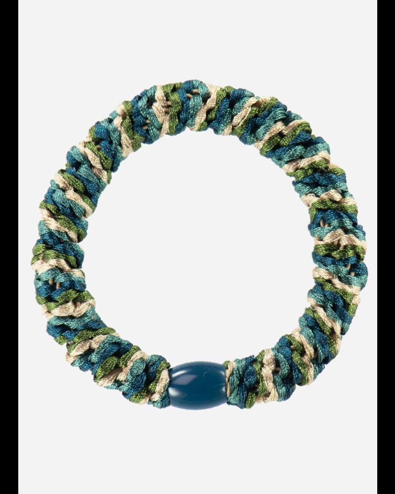 Kknekki by Bon Dep mix blue green