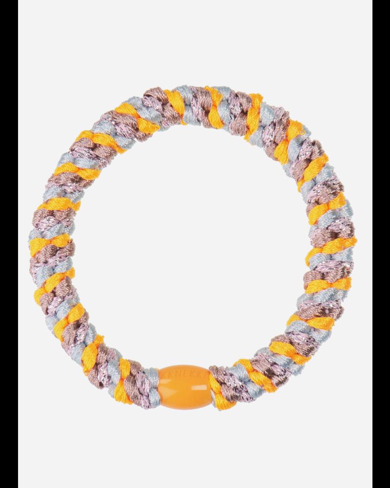 Bon Dep kknekki mix lightpink orange glitter