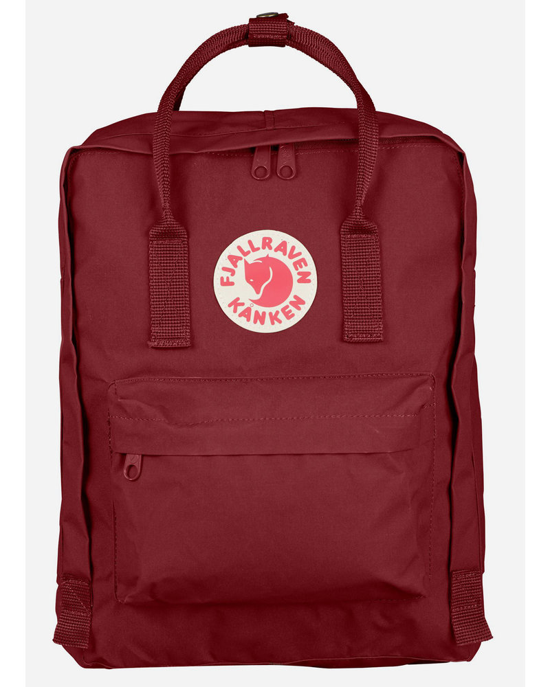 Fjallraven ox red
