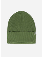 Repose knit hat  hunter green
