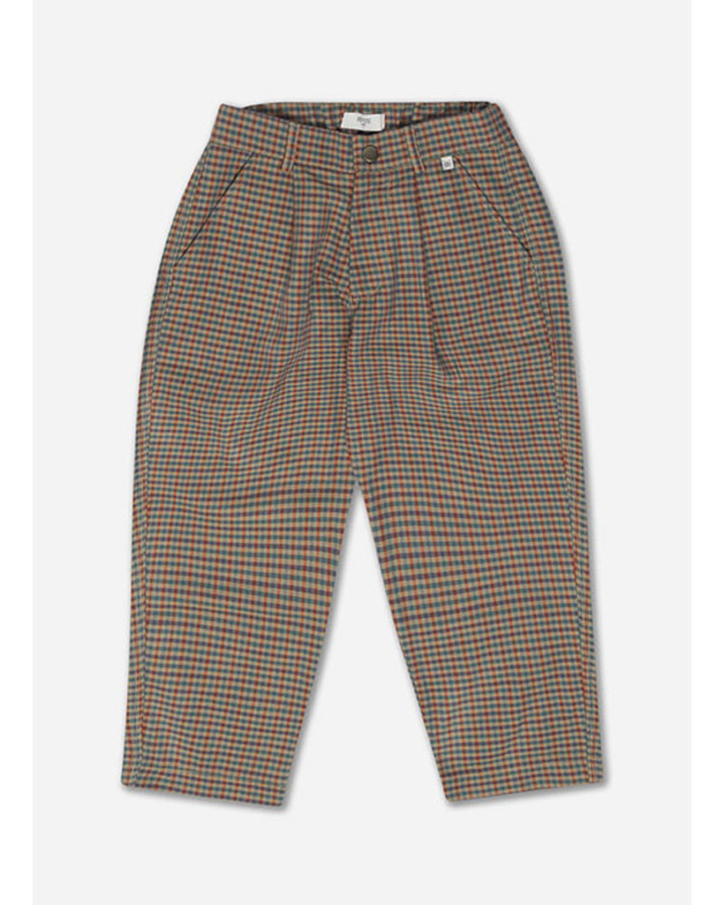 Repose chino multi check