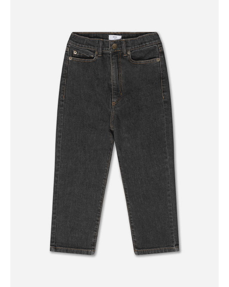 Repose denim 5 pocket charcoal