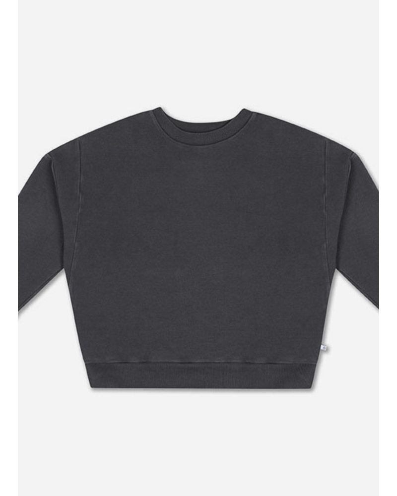 Repose crewneck sweater charcoal