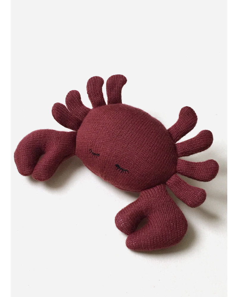 Konges Slojd mini crab red