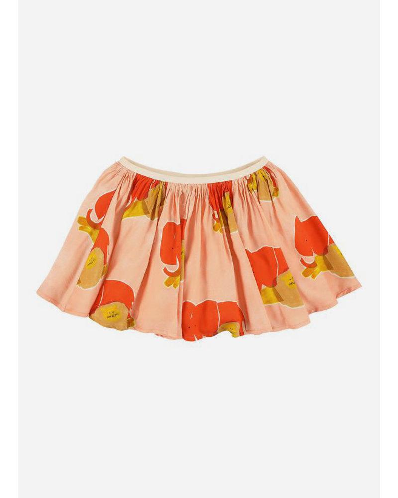 Morley mona elephant rose skirt