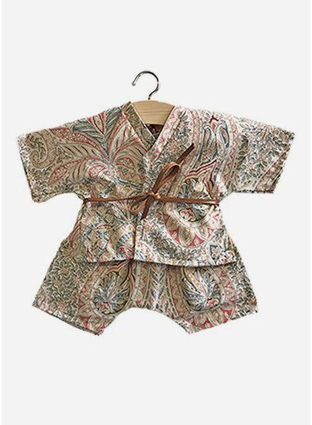 Minikane poppenkleertjes ensemble kimono yoko