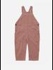 Wander & Wonder cord overalls blush
