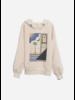 Wander & Wonder hoodie sweatshirt ecru