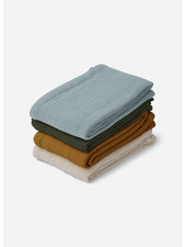 Liewood leon muslin cloth blue multi mix