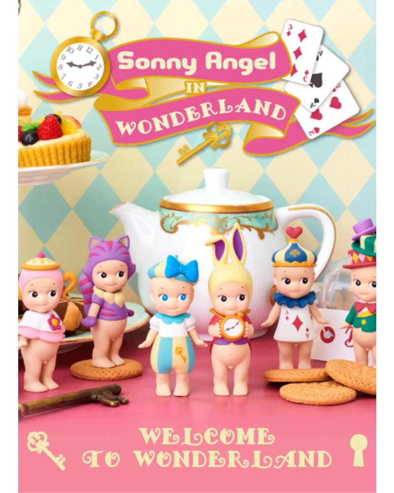 Sonny Angel in wonderland serie