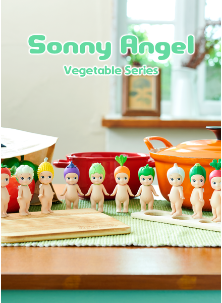 Sonny Angel vegetable series
