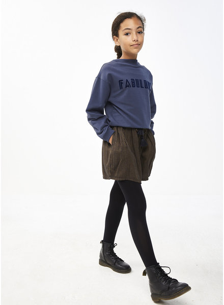 By Bar roxy sweater fabulous -  indigo blue