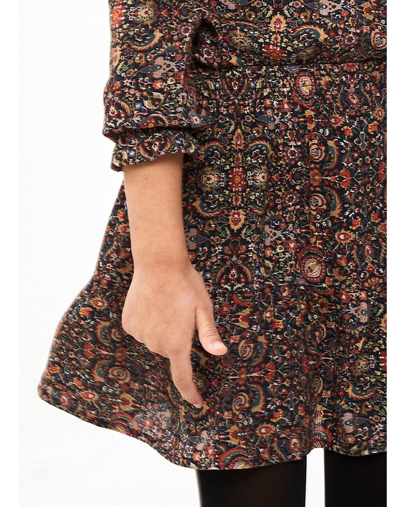 By Bar charlie indian flower skirt - multi