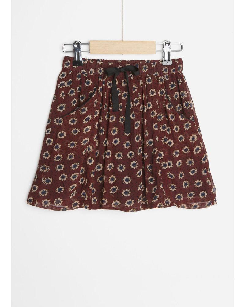 By Bar sally daisy skirt - pompeii