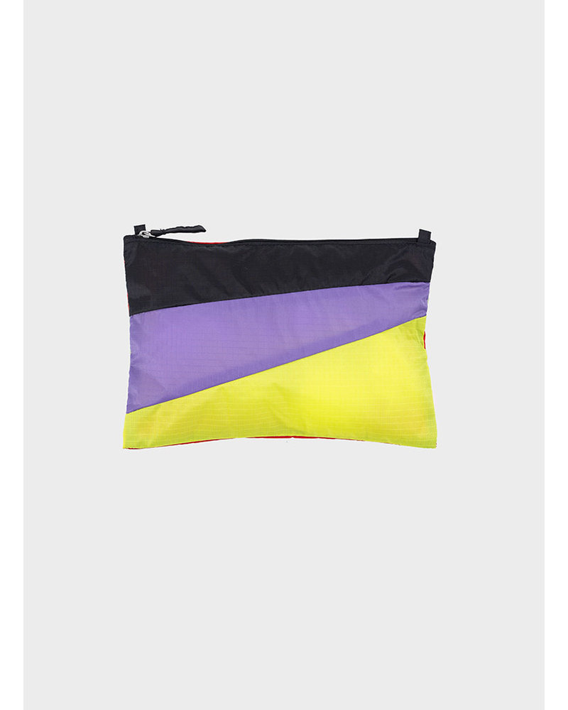 Susan Bijl pouch party pouch party black & lilac
