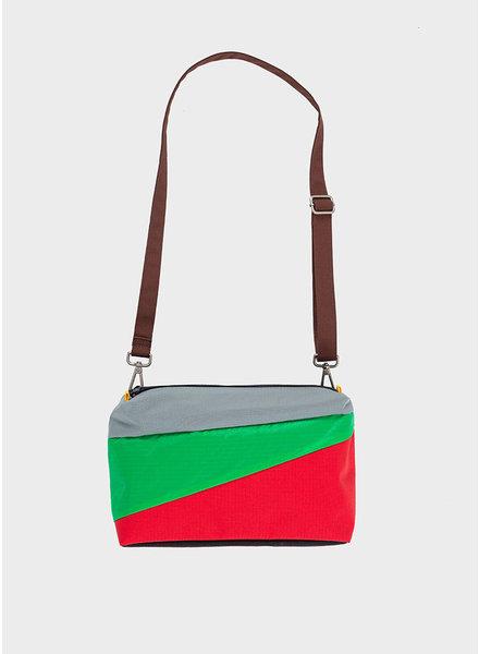 Susan Bijl bum bag party greenscreeen