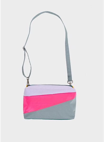 Susan Bijl bum bag party party fluo pink