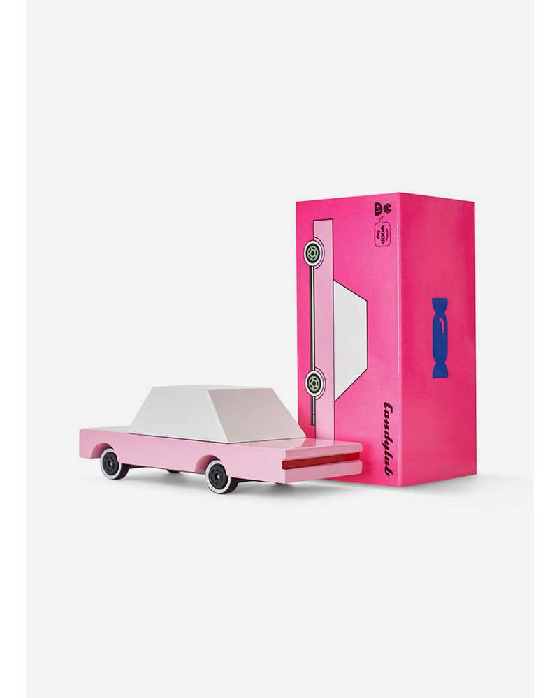Candylab candy car pink