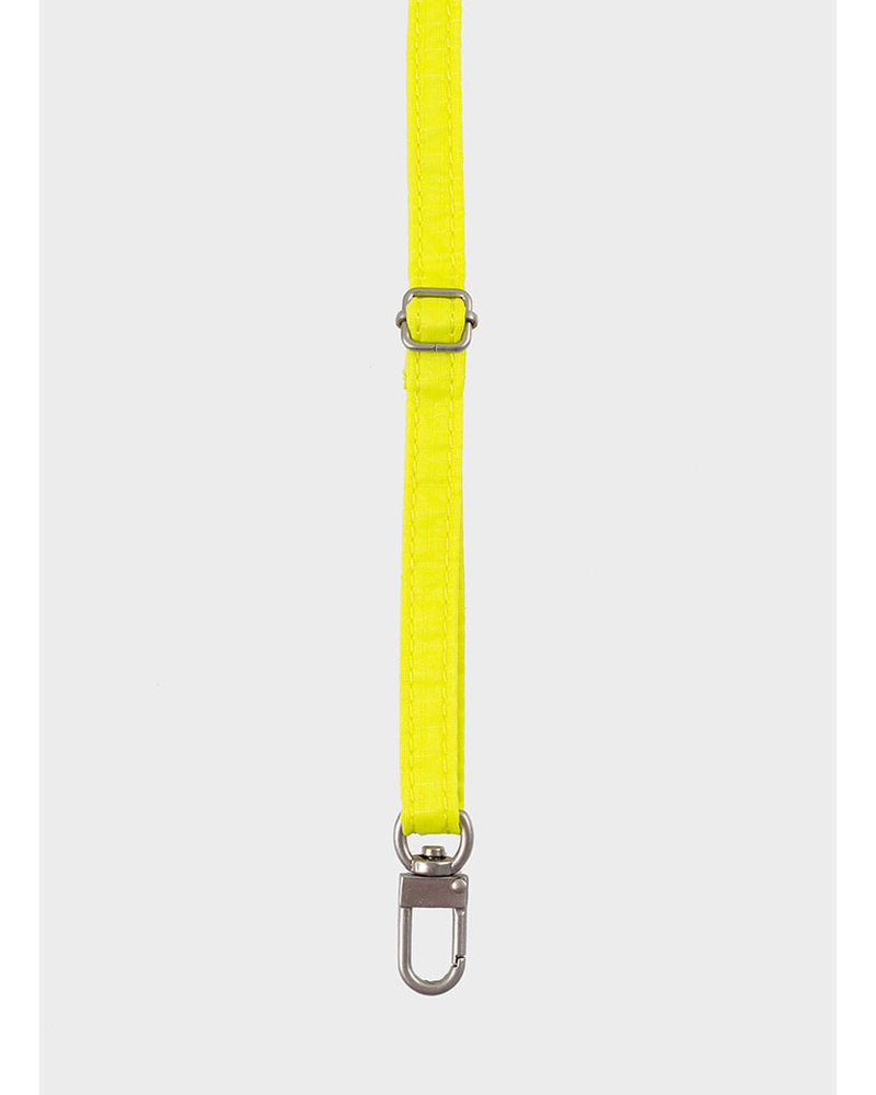 Susan Bijl strap fluo yellow