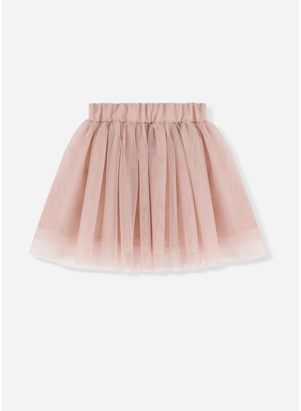 Kids on the moon rose tutu skirt