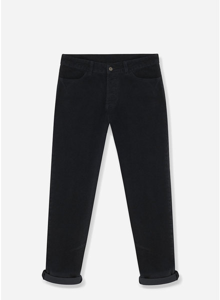 Kids on the moon eboney cord trousers