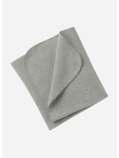Engel Natur baby blanket - light grey melange