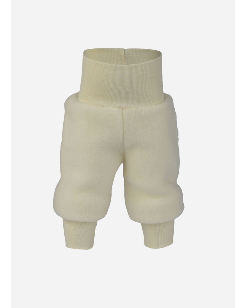 Engel Natur baby pants long with waistband - naturel