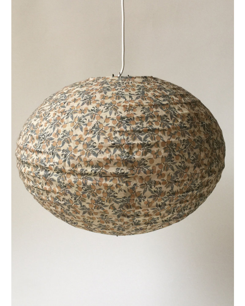 Konges Slojd big pendant lamp orangery beige