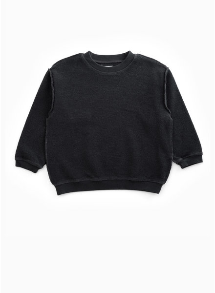 Play Up fleece sweater - rasp - P9046 - PA03 - 3AH10903
