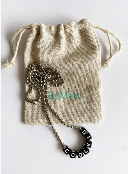 ByMelo coolkid ketting