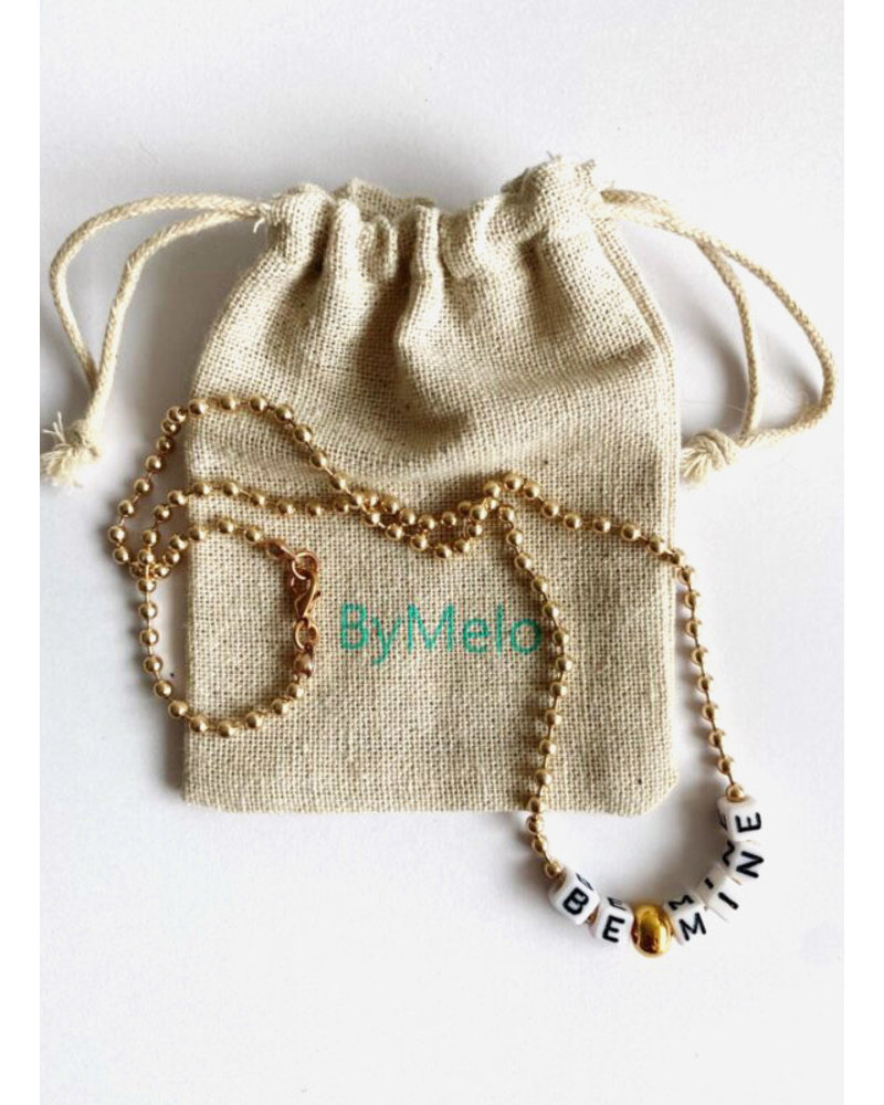 ByMelo be mine ketting
