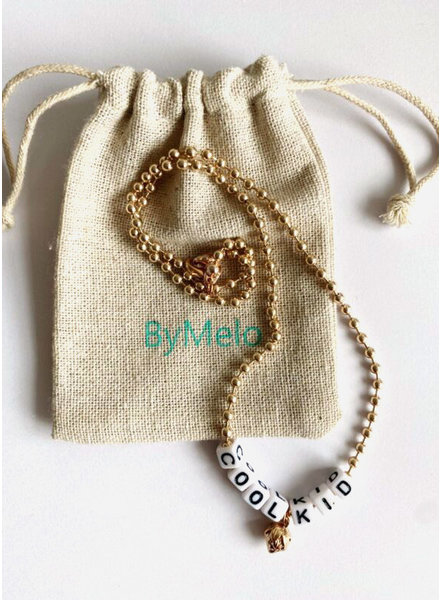 ByMelo cool kid ketting